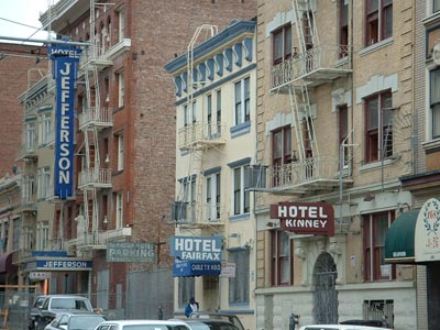 History Of S R O Residential Hotels In San Francisco